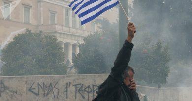 Δείτε γιατί έριξαν δακρυγόνα στο συλλαλητήριο για τη Μακεδονία
