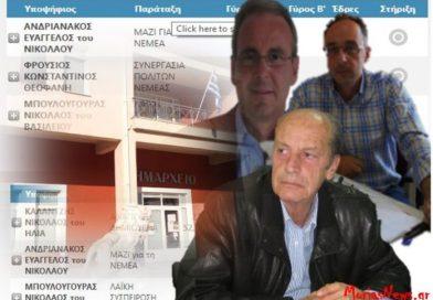 Φρούσιος – Καραχοντζίτης: Οι… «σκιώδεις» υποψήφιοι της Νεμέας;