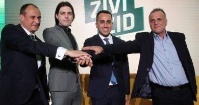 Το ΑΚΚΕΛ με το Κίνημα Πέντε Αστέρων ανακοίνωσαν στο Ζάγκρεμπ ίδρυση ευρωπαϊκού κόμματος (VIDEO)
