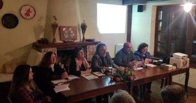 Εκδήλωση προς τιμή του ποιητή Γιώργου Φρίγγελη από τον Πολιτιστικό Σύλλογο Αρχαίων Κλεωνών
