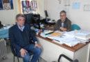Συνάντηση ενημέρωσης του διευθυντή Κ. Υ. Νεμέας με τον Γιάννη Ροτζιώκο (VIDEO)