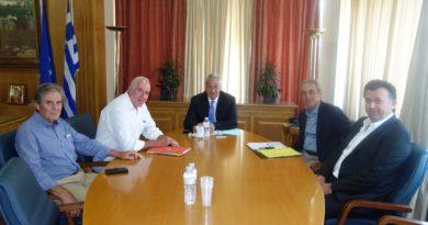 Συνάντηση Βορίδη με εκπροσώπους της ΚΕΟΣΟΕ