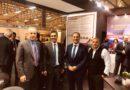 Επίσκεψη του Προέδρου Επιμελητηρίου Κορινθίας στην Πελοπόννησος EXPO 2019