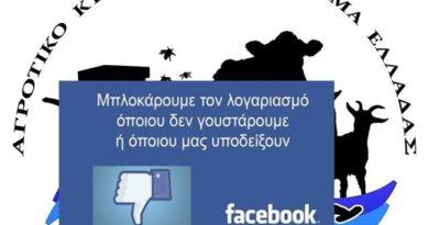 Το ΑΚΚΕΛ καλεί τα κόμματα να πάρουν θέση για φασιστικές συμπεριφορές του Facebook