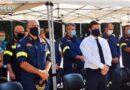 Εγκαίνια του Εποχικού Πυροσβεστικού Κλιμακίου στη Νέα Επίδαυρο
