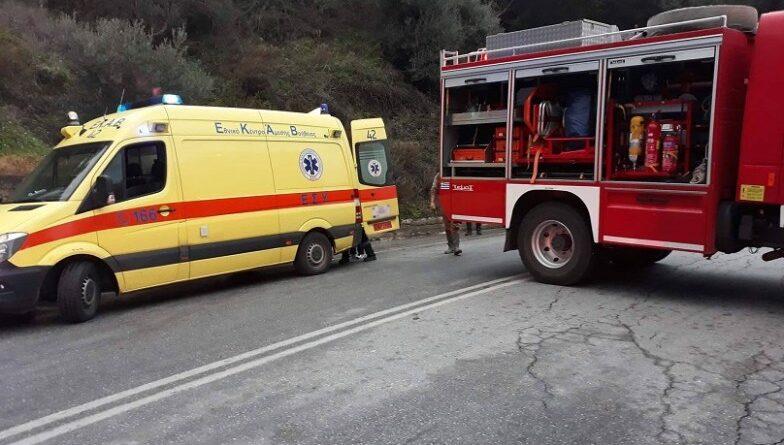 Νεκρός πυροσβέστης: Έχασε τη ζωή του εν ώρα υπηρεσίας
