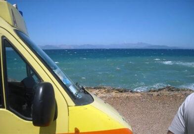 Νεκρός ανασύρθηκε 65χρονος επιχειρηματίας σε παραλία των Αγίων Θεοδώρων