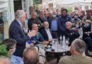 Επίσκεψη προέδρου του ΕΛΓΑ σε περιοχές της Κορινθίας -VIDEO
