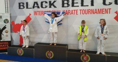 Υπερήφανοι για ακόμα μία φορά με την συμμετοχή της μικρής Νεμεάτισας Ανδριάνας Μούλου στο Πανελλήνιο Πρωτάθλημα καράτε Παίδων -Κορασίδων
