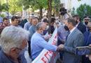 Λιβανός από το Αγρίνιο: Επιζητώ τον διάλογο. Οι πόρτες του Υπουργείου είναι πάντοτε ανοικτές